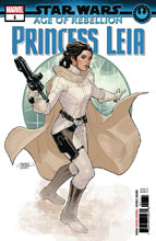 Image: Star Wars: Age of Rebellion - Princess Leia #1 (DFE signed - Dodson) - Dynamic Forces