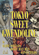 Image: Tokyo Sweet Gwendoline SC  - Editions Treville