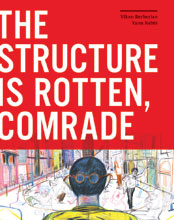 Image: Structure Is Rotten Comrade HC  - Fantagraphics Books