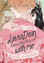Image: Laura Dean Keeps Breaking Up with Me GN HC  - First Second (:01)
