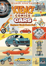 Image: Science Comics: Cars Engines That Move You GN SC  - First Second (:01)