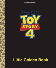Image: Disney / Pixar: Toy Story 4 Little Golden Book  - Golden Books
