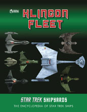 Image: Star Trek Encyclopedia Shipyards: Klingon Fleet  - Hero Collector