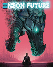 Image: Neon Future #3 (cover A - Raapack) - Impact Theory, LLC