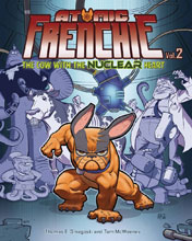 Image: Atomic Frenchie Vol. 02 GN  - Insight Comics