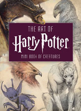 Image: Art of Harry Potter Mini-Book of Creatures HC  - Insight Editions