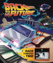 Image: Back to the Future: Race Through Time HC  - Insight Editions