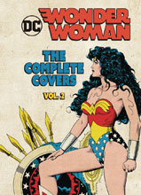 Image: DC Comics Complete Covers-Mini: Wonder Woman Vol. 02 HC  - Insight Editions