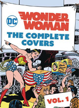 Image: DC Comics Complete Covers-Mini: Wonder Woman Vol. 01 HC  - Insight Editions