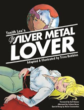 Image: Silver Metal Lover GN  (Trina Robbins cover) - It's Alive