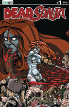 Image: Dead Sonja #1 (cover B - Bloodbath) - Keenspot Entertainment