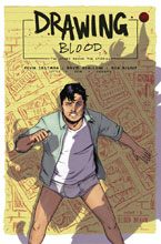 Image: Drawing Blood: Spilled Ink #1 (cover A - Bishop) - Kevin Eastman Studios