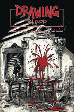 Image: Drawing Blood: Spilled Ink #1 (cover B - Eastman) - Kevin Eastman Studios