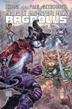 Image: Radically Rearranged Ronin Ragdolls One-Shot  (cover D - Williams II) - Kevin Eastman Studios