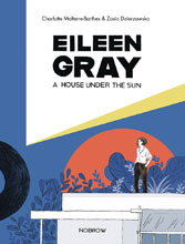 Image: Eileen Gray: House Under the Sun GN  - Nobrow
