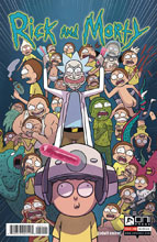 Image: Rick & Morty #50 (cover A - Sarah Stern) - Oni Press Inc.