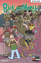 Image: Rick & Morty #1 (50 Issues Special) - Oni Press Inc.