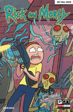 Image: Rick & Morty #4 (50 Issues Special) - Oni Press Inc.