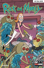 Image: Rick & Morty #5 (50 Issues Special) - Oni Press Inc.
