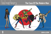 Image: Bad Machinery Pocket Edition Vol. 08: Case of Modern Men GN  - Oni Press Inc.
