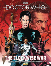 Image: Doctor Who: The Clockwise War SC  - Panini Uk Ltd
