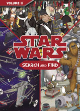 Image: Star Wars: Search and Find HC  - Printers Row