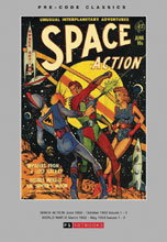 Image: Pre-Code Classics: Space Action World War III Vol. 01 HC  - PS Artbooks