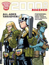 Image: 2000 A.D. Pack  (May 2019) - Rebellion / 2000AD
