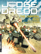Image: Judge Dredd Megazine #408 - Rebellion / 2000AD