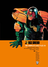 Image: US Judge Dredd Complete Case Files Vol. 16 SC  (S&S Ed) - Rebellion / 2000AD