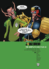 Image: Judge Dredd Complete Case Files Vol. 33 SC  - Rebellion / 2000AD