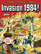 Image: Invasion 1984 SC  - Rebellion / 2000AD