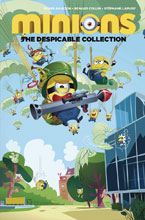 Image: Minions Collection SC  - Titan Comics