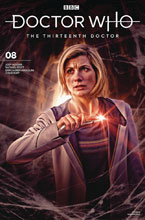 Image: Doctor Who 13th #8 (cover B - Photo) - Titan Comics