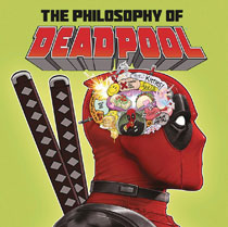 Image: Philosophy of Deadpool HC  - Titan Comics