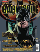 Image: Back Issue #113 - Twomorrows Publishing