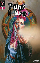 Image: Punk Mambo #2 (cover A - Brereton) - Valiant Entertainment LLC