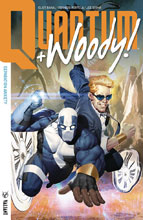 Image: Quantum and Woody! Vol. 02: Separation Anxiety SC  - Valiant Entertainment LLC