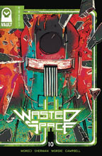 Image: Wasted Space #10 - Vault Comics
