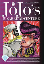 Image: Jojo's Bizarre Adventure Part 4: Diamond Is Unbreakable Vol. 01 HC  - Viz Media LLC