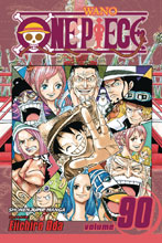 Image: One Piece Vol. 90 SC  - Viz Media LLC