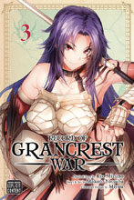 Image: Record of Grancrest War Vol. 03 SC  - Viz Media LLC