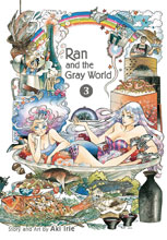 Image: Ran & Gray World Vol. 03 GN  - Viz Media LLC