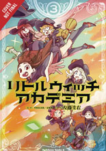 Image: Little Witch Academia Vol. 03 GN  - Jy