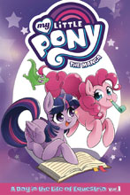 Image: My Little Pony Manga Vol. 01: Day in Life Equestria  - Seven Seas Entertainment LLC