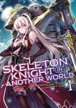 Image: Skeleton Knight in Another World Light Novel Vol. 01  - Seven Seas Entertainment LLC