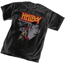 Image: Hellboy II T-Shirt  (XL) - Graphitti Designs
