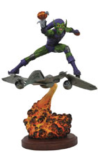 Image: Marvel Premiere Statue: Green Goblin  (Comic) - Diamond Select Toys LLC