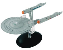 Image: Star Trek Discovery Figure Magazine #12 (USS Enterprise NCC-1701) - Eaglemoss Publications Ltd