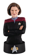 Image: Star Trek Bust Collectible #5 (Captain Janeway) - Eaglemoss Publications Ltd